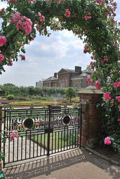 kensington gardens kensington gardens gardens private garden and palaces