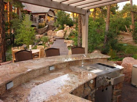 outdoor sink ideas 124 great kitchen design and ideas with cabinets islands