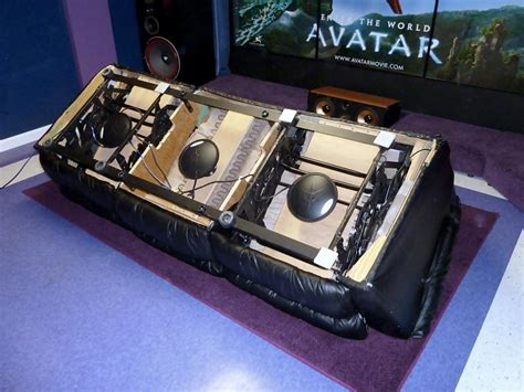 Subwoofer Sofa by Freymax 3d S Home Theater Gallery The New Frey 3d