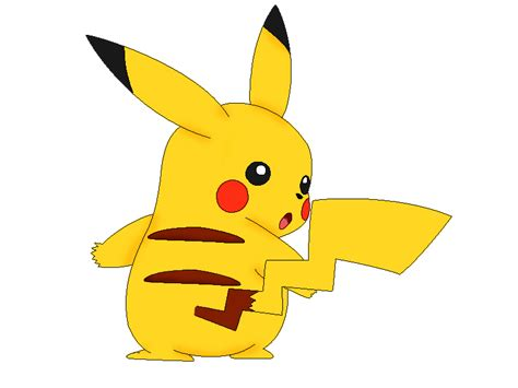 Pikachu Back pikachu i choose you by gdmonster on deviantart