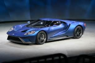 Ford Gt News New Ford Gt Supercar