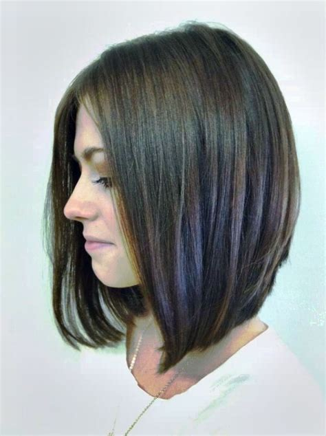 long angled bob on a square face long angled bob hairstyles www pixshark com images