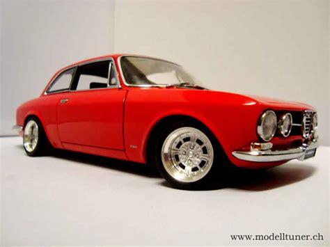 Alfa Romeo Gtv 1750 by Miniature Alfa Romeo 1750 Gtv 1967 Tuningcar Es360