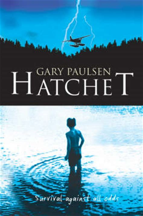 pictures from the book hatchet kiana hatchet