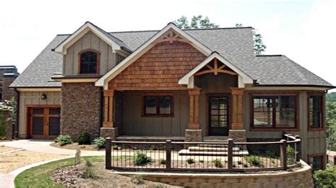 home plans craftsman style craftsman style lake house plans lake house living