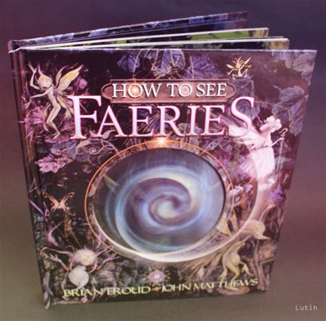 libro how to see the lutih libro how to see faeries