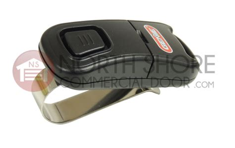 Genie Garage Door Opener Remote One Button Genie Intellicode Git 1 One Button Remote 33069r