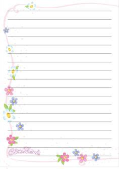 printable stationery tumblr free note paper printable filofaxamania pinterest do
