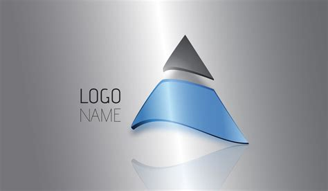 illustrator tutorial logo pdf illustrator tutorial 3d logo design trilateral logo