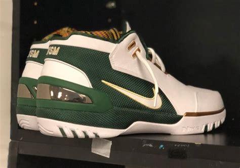 Set Nike Matt Spandek nike air zoom generation quot svsm quot to release this month