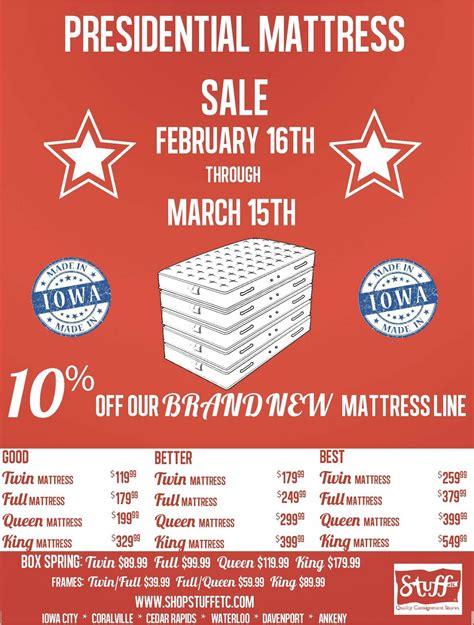 Mattress Sale Kansas City by Mattresses On Sale Room Place Mattress Sale Cord
