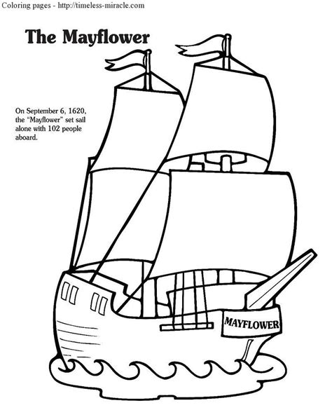 mayflower coloring page mayflower coloring pages coloring page