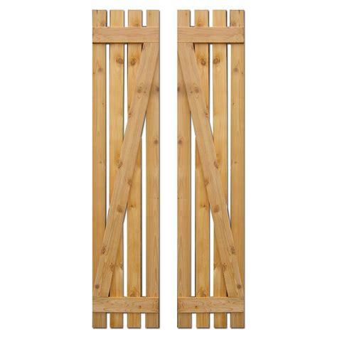 design craft millworks 15 in x 80 in cedar board