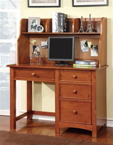 Kids Desk With Hutch Offers More Storage New Decoration Kid Desk With Hutch