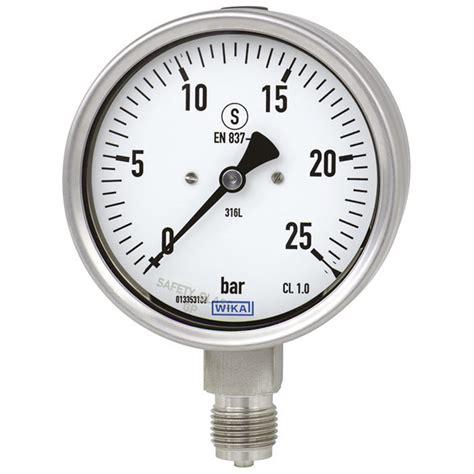 Pressure Wika 232 50 bourdon pressure 232 30 4 5 233 30 4 5