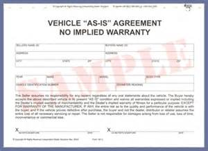 photo used car sale contract template images