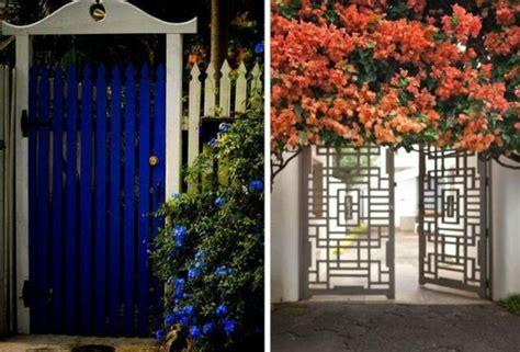 porte da giardino cancelli tante idee per la vostra porta da giardino