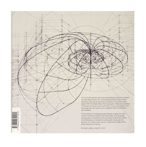 coloring book artist golden ratio advanced coloring book forever cool