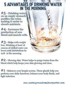 Wellness Wednesday Drinking Water!!!   Transform Yoga and Massage