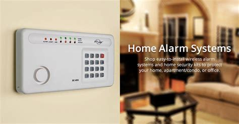 self install home security home design