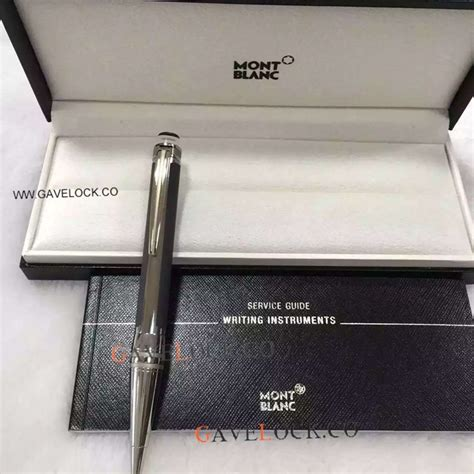 copy cartier ballpoint pen silver and cartier cufflinks