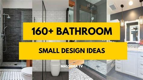 160 best small bathroom design ideas 2018 makeover