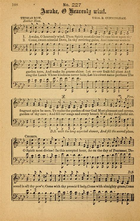 church hymns