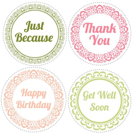 mason jar lid label template pictures to pin on pinterest