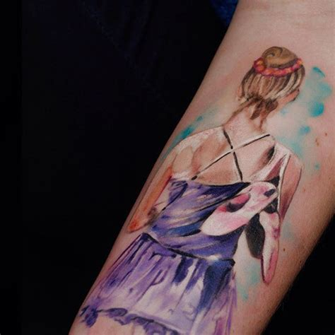 watercolor tattoo history 36 beautiful watercolor tattoos from the world s finest