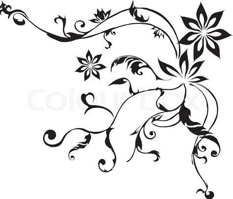 tattoo schwarz wei 223 stock vektor