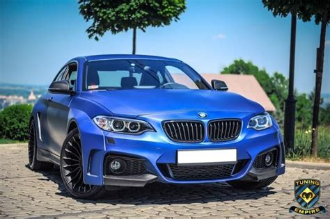 Bmw 2er Tuning by Bmw F22 2er Coupe Mit Widebody Kit Von Tuning Empire
