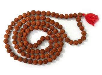 Rudraksha Japa mala 108 beads   Buddha Store