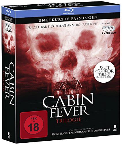 cabin fever 4 outbreak mygully horror cabin fever the new outbreak 2016