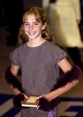 emma watson first movie harry potter the movie