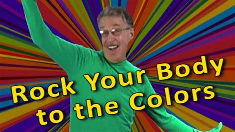 color word songs colors song color words rock your to the colors