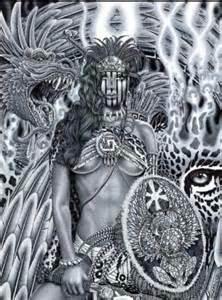 Aztec Warrior Jaguar Jaguar Warrior Aztec Mouths The O