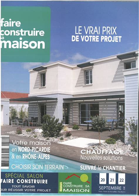 Faire Construire Sa Maison Prix 2688 by Prix Pour Construire Une Maison Finest Prix Du M