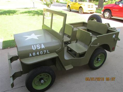 Wooden Jeep Wooden Pedal Car Plans Motorcycle Review And Galleries