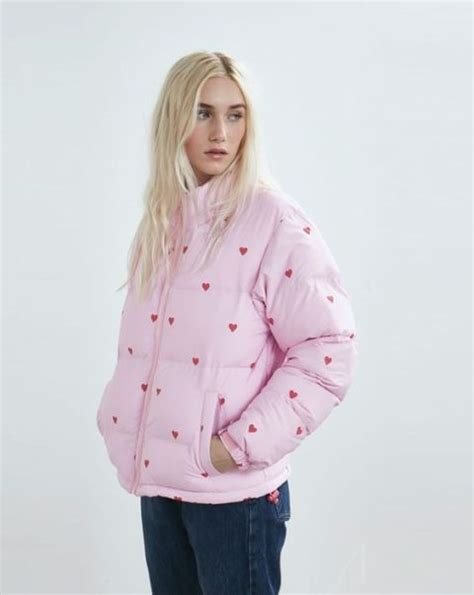 light pink puffer coat 24 trendy puffer jacket ideas for fall and winter