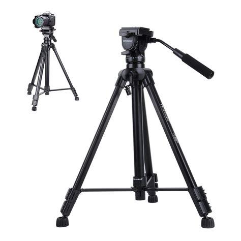 Tripod Cannon vct 880 pro tripod stand w fluid drag for canon nikon sony ebay