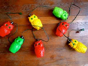 vintage owl string lights vintage owl string lights indoor outdoor bright colorful mod