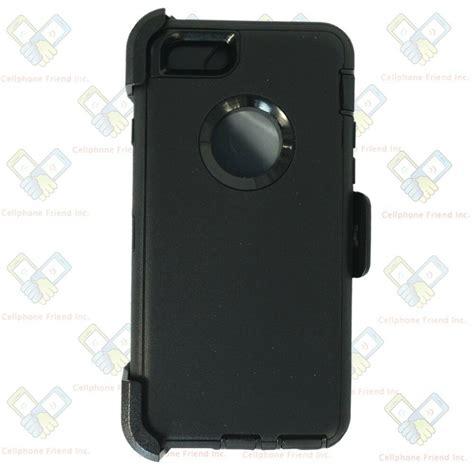 iphone     defender black case cover