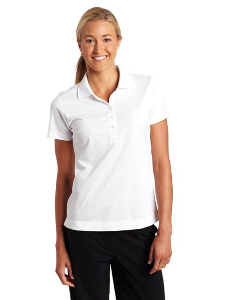 nike womens new tech pique golf polo shirts