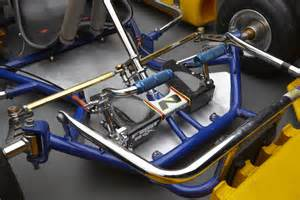 Racing Go Kart Brake System Pedal Risers
