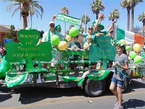 st s day parade raleigh tucson st patricks parade festival charity