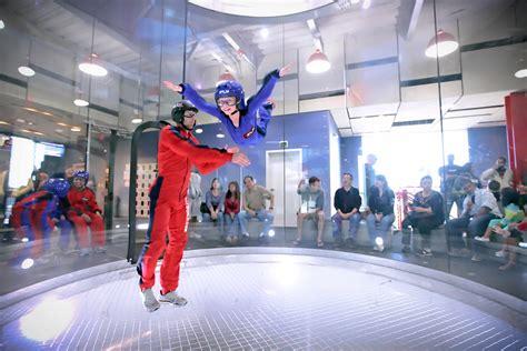 In Door Sky Diving the indoor skydiving influence ifly indoor skydiving