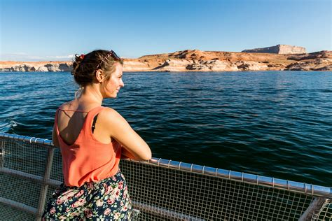 lake powell canyon boat tours lake powell canyon adventure boat tour antelope canyon