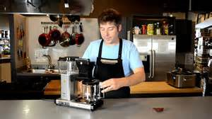 Kitchen Kapers by Technivorm Moccamaster Kbg 741 Overview Youtube