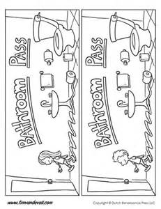 bathroom pass template printable bathroom passes tim de vall
