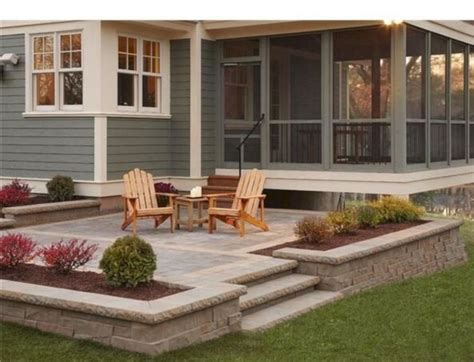 Porch And Patio by Best Screened Patio Design Ideas Patio Design 173